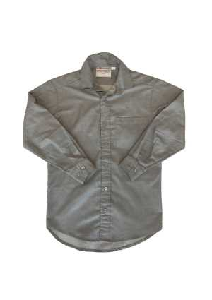 Our Lady L/S Shirt Boys Grey